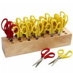 Create Craft - Kids Scissors with rack