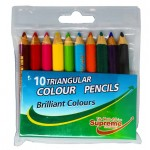 Colouring Pencils - HALF SIZE (12)